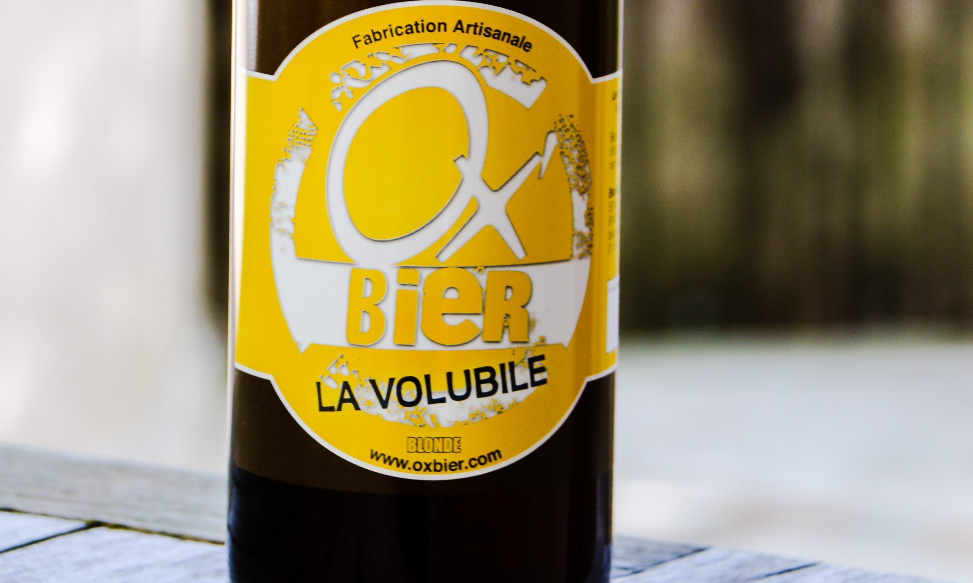Ox'Bier La Volubile