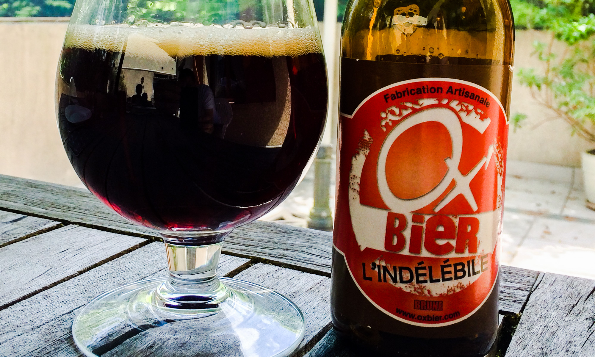 Ox'Bier Indélébile