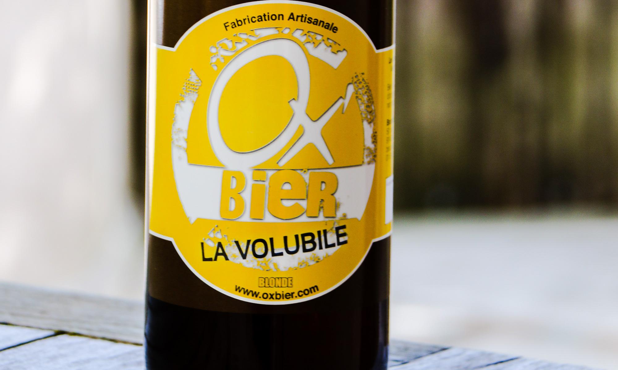 Ox'Bier La Volubile